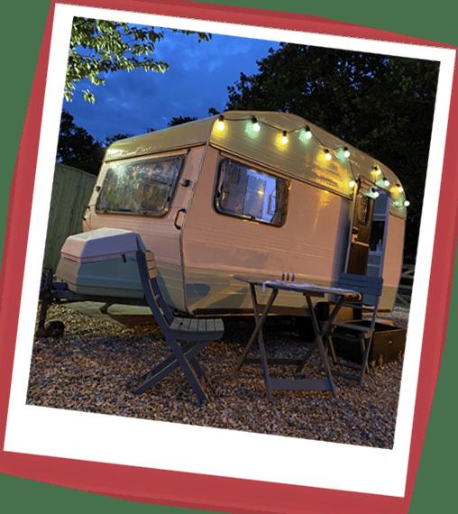 Caravan Photo Booth Hire Dorset